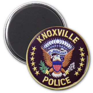 Knoxville Police Department Magnets