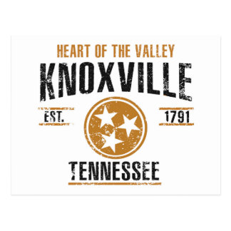 Knoxville Postcard