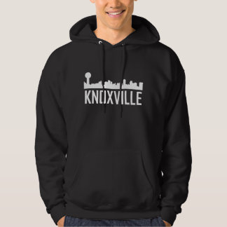 Knoxville Tennessee City Skyline Hoodie
