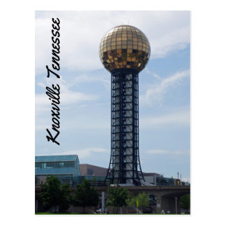 Knoxville Tennessee Postcard