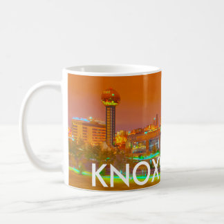 KNOXVILLE TN COFFEE MUG