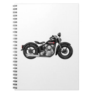 Knucklehead Motorcycle Note Books