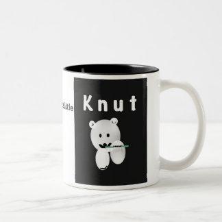 knut, Everybody's Favorite Little Two-Tone Coffee Mug