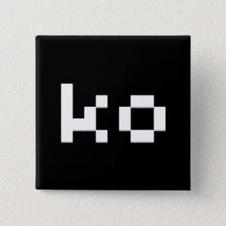 KO button
