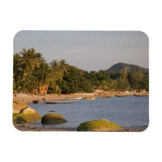 Ko Phangan, Thailand. Outside the hectic island Magnet