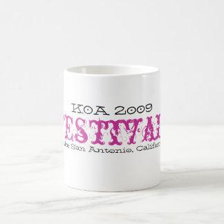 KOA 2009 Mug