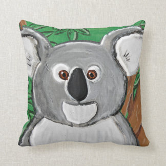 Koala 16 x 16 Square Pillow