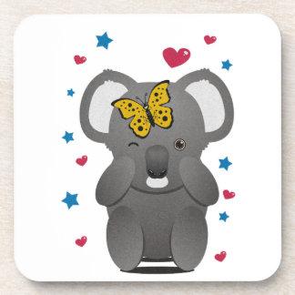 Koala And Butterfly Coaster