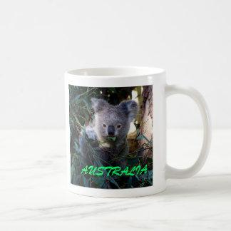 Koala, AUSTRALIA Coffee Mug
