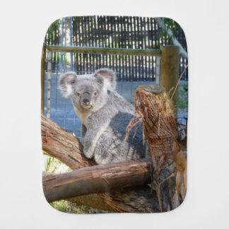 Koala Bear Burp Cloth