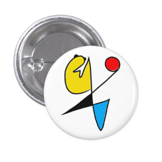 Koala Bear Button Badge