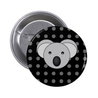 Koala Bear Button