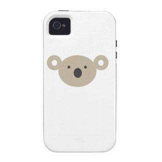 Koala Bear Vibe iPhone 4 Case