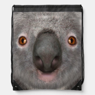Koala Bear Drawstring Bag