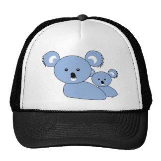 Koala bear mesh hats