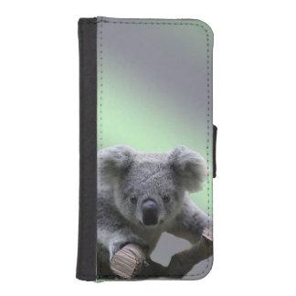 Koala Bear iPhone 5/5S Wallet Case iPhone 5 Wallet