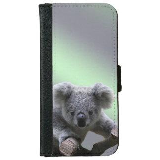 Koala Bear iPhone 6 Wallet Case