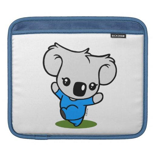 koala Bear Rickshaw Sleeve iPad Sleeve