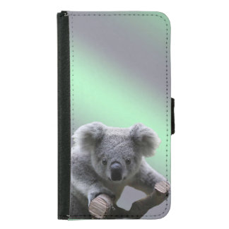 Koala Bear Samsung Galaxy S5 Wallet Case