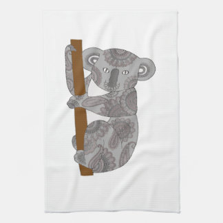 Koala Bear Tea Towel