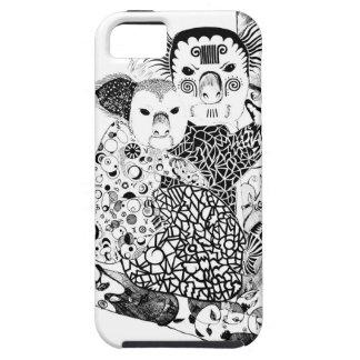 Koala Black&White Case Case For The iPhone 5