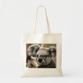 Koala Budget Tote Bag