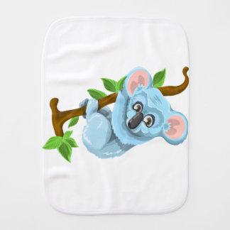 koala burp cloth
