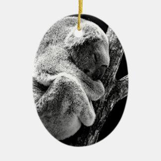 koala ceramic ornament