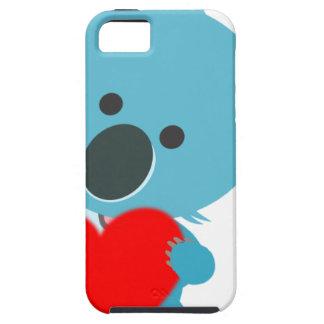 Koala coeur coque Case-Mate iPhone 5