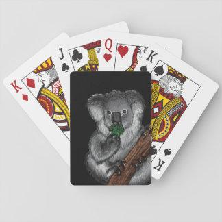 Koala Deck of Cards