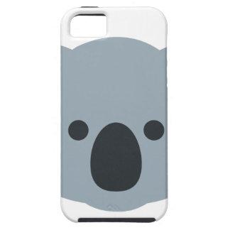 Koala emoji iPhone 5 covers