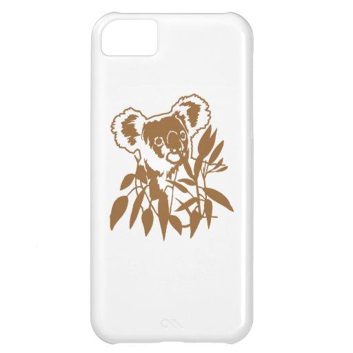 KOALA EUCALYPTUS iPhone 5C COVER