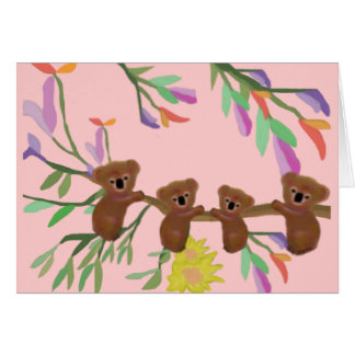 Koala Fun Cards