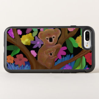 Koala Habitat OtterBox Symmetry iPhone 7 Plus Case