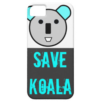 KOALA IN DANGER BARELY THERE iPhone 5 CASE