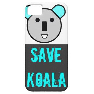 KOALA IN DANGER COQUE Case-Mate iPhone 5