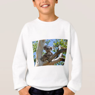 KOALA IN TREE QUEENSLAND AUSTRALIA SWEATSHIRT