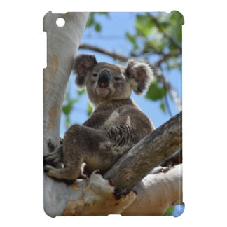 KOALA IN TREE RURAL QUEENSLAND AUSTRALIA iPad MINI CASES