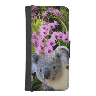 Koala iPhone 5/5s Wallet Case