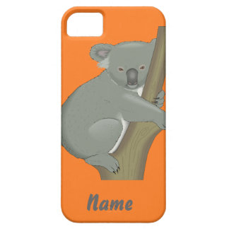 Koala iPhone 5 Cover