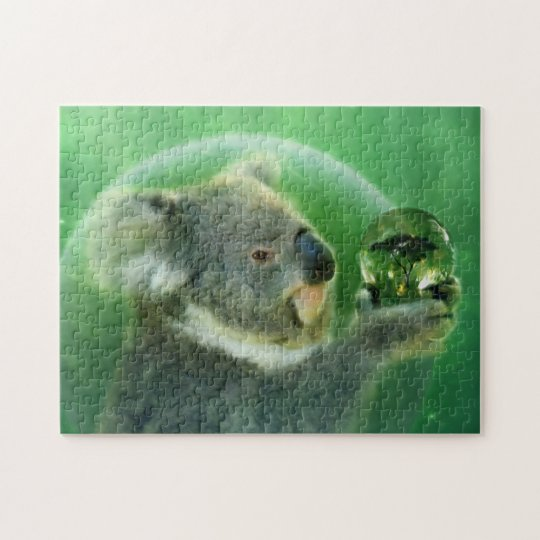 Koala Jigsaw Puzzle