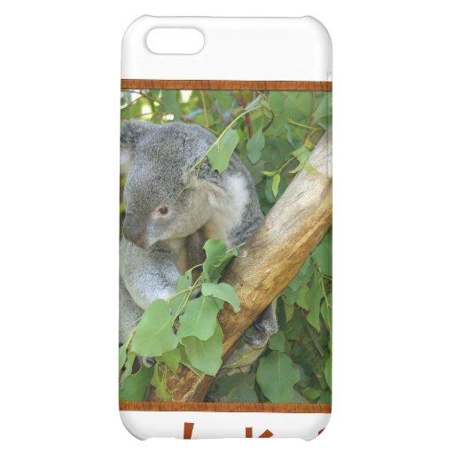 Koala Kute Case For iPhone 5C