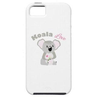 Koala Love iPhone 5 Case