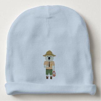 koala ranger with hat Zgvje Baby Beanie