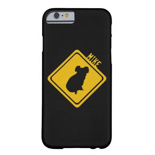 koala road sign iPhone 6 case