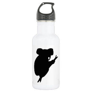Koala Silhouette 532 Ml Water Bottle