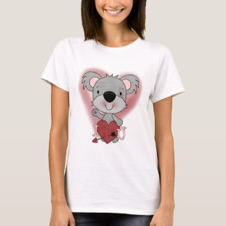 Koala Valentine T-shirts and Gifts