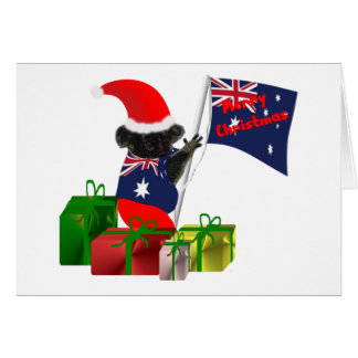 Koalaclaws Note Card