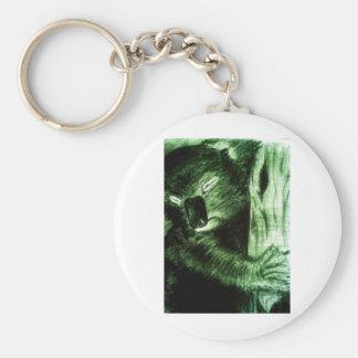 koalag basic round button key ring