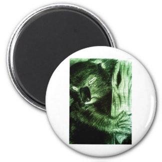 koalag 6 cm round magnet